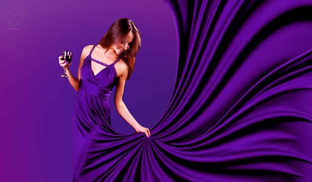 vender más con el color púrpura