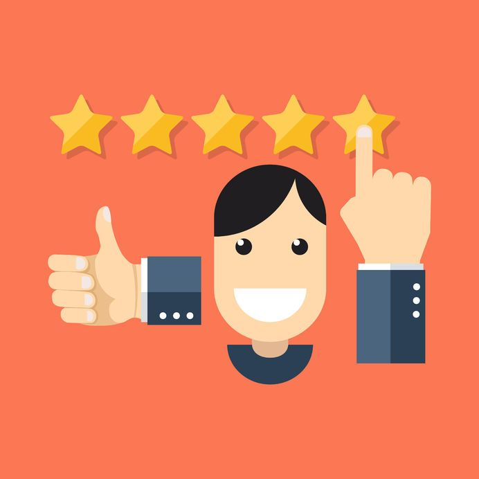 satisfaccción del cliente