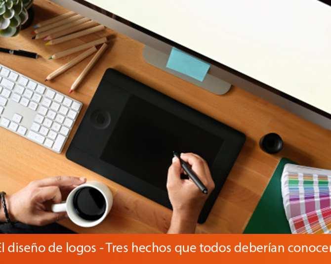 El diseño de logos – Tres hechos que todos deberían conocer