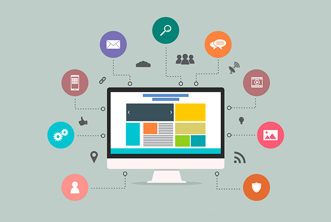 5 ideas para el diseño de tu primer sitio web