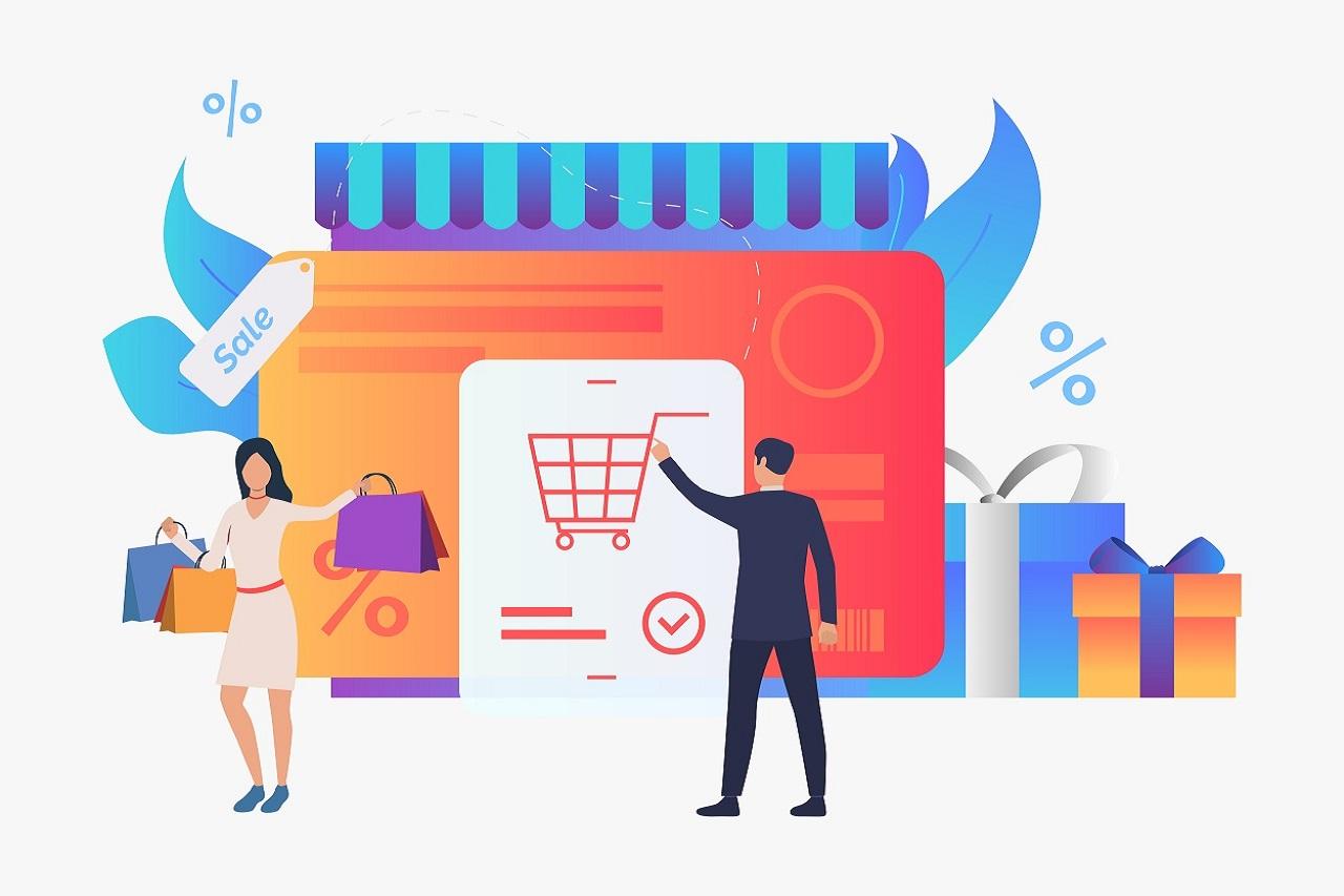Tienda integrada en la web corporativa