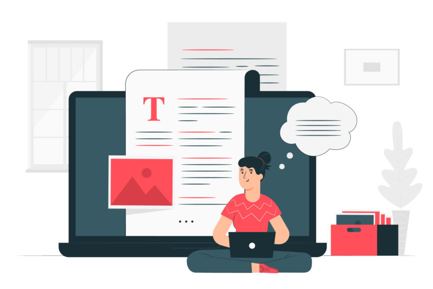 Blog con tienda online