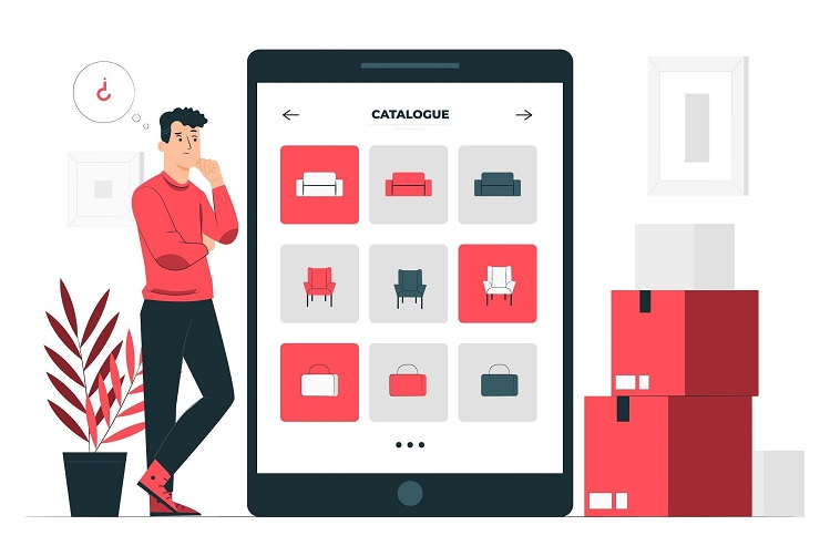 Tienda Online Catálogo