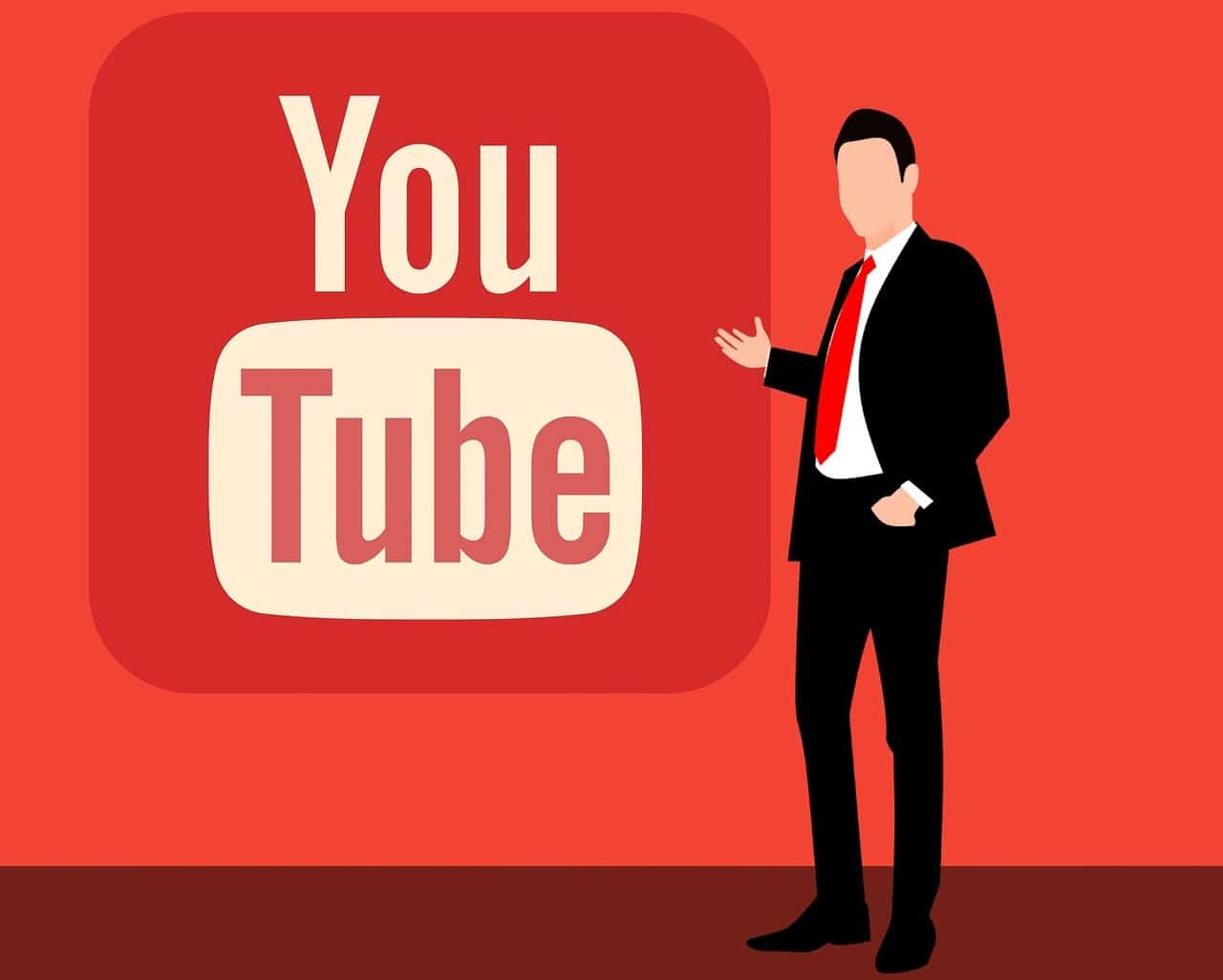 YouTube empresarial