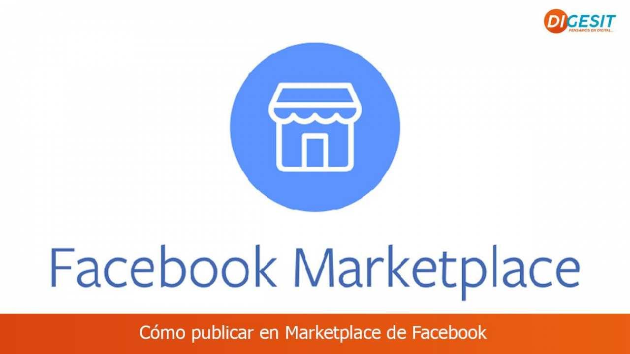 Cómo publicar en Marketplace de Facebook